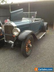 Buick 1928 older restoration