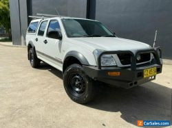 2005 Holden Rodeo RA MY05 LX Utility Crew Cab 4dr Man 5sp 4x4 1020kg 3.0DT M