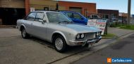 1974 Fiat 124 Sports Coupe