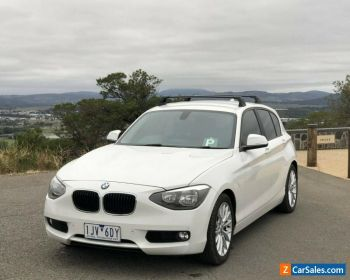 BMW 118i 2012 White for Sale