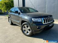 2011 Jeep Grand Cherokee WK Laredo Wagon 5dr Spts Auto 5sp 4x4 3.6i [MY11] Grey