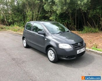 2006 VOLKSWAGEN URBAN FOX 1.2 3 DOOR HATCHBACK PETROL MANUAL - GREAT CONDITION for Sale