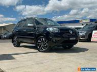 2015 Renault Koleos H45 PHASE III Sport Way Wagon 5dr Spts Auto 6sp 2.0DT Black