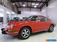 1973 Porsche 911 T 2.4 Coupe | 77,623 documented miles