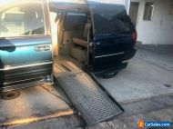 2004 Chrysler Voyager disability modified