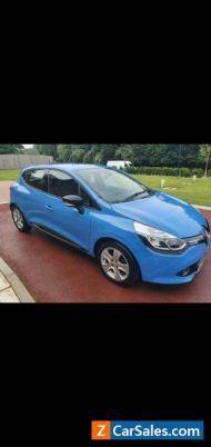 Renault clio 1.2 16v Dynamique Nav (s/s) 5dr