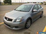 Nissan: Sentra Se r Spec V
