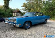 1969 Plymouth Road Runner 383 4SPD NUMBERS MATCHING B5 BLUE