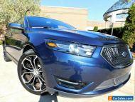 "2017 Ford Taurus SHO-EDITION""ECOBOOST""ALL-WHEEL-DRIVELUXURYMSRP$42K"