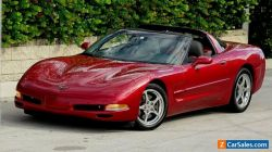 2001 Chevrolet Corvette AMERICAN SPORTS CAR