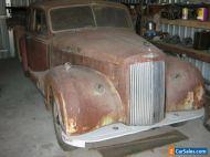 AUSTIN SHEERLINE. parts car