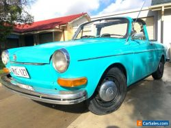 Vw type 3 - convertible (complianced)