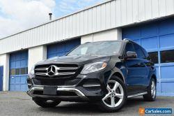 2018 Mercedes-Benz GLE GLE 350 4MATIC® 4dr SUV