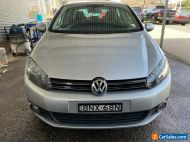 2010 VW Golf 118 TDI Hatchback - 2.0  Turbo, 6 Speed Manual