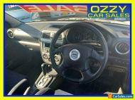 2001 Subaru Impreza MY01 RX (AWD) White Automatic 4sp A Sedan