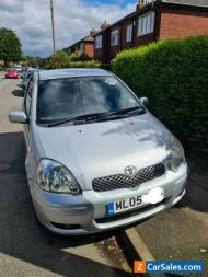 Great condition, V LOW 59k miles, '05 Yaris Colour Colection