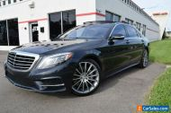 2015 Mercedes-Benz S-Class S550 AMG PANO 20'' KEYLESS DESIGNO EDITION