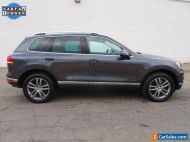 2015 Volkswagen Touareg All-wheel Drive 4MOTION V6 Lux