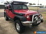 2009 JEEP Sports Unlimited - 3.8 LITRE - AUTOMATIC - 4 DOOR - RWC - REGO