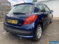 peugeot 207 1.4 blue petrol 2008 SPARES OR REPAIR read description