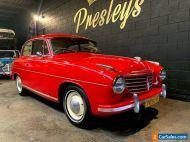 1956 GOLIATH GP 900 E Coupe STUNNING # Borgward Isabella citroen rover fiat
