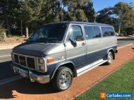 GMC G2500 Van Rally STX Long Wheel Base NOT Chevy G20, G10 but same same