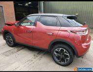 2019 Citroen ds3 crossback  PRESTIGE 1.2 AUTO DAMAGED SALVAGE REPAIRABLE CAT S