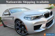 "2018 BMW M5 Executive Bowers&Wilkins 20"" Wheels M Drivers Pkg"