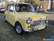 1966 MORRIS MINI MANUAL1100 SUIT LEYLAND COOPER S MOKE ROVER MGB TRIUMPH BUYERS