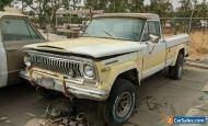 1971 Jeep J2000