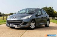 2010 PEUGEOT 207 Economique 1.6 DIESEL LOW MILES £0 ROAD TAX FRESH SERVICE