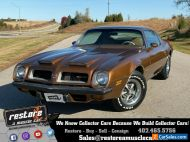 1974 Pontiac Firebird 400 - Auto, NO Reserve, AC, Window Sticker