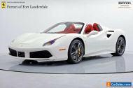 2018 Ferrari 488 Spider Certified CPO
