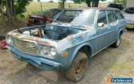 1977 Mazda RX-4