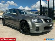 2011 Holden Commodore VE Series II SV6 Sportwagon 5dr Spts Auto 6sp 3.6i Grey A