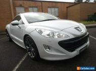 2011 Peugeot RCZ 1.6T White Automatic 6sp A Coupe