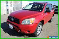 2008 Toyota RAV4 4x4 4dr SUV