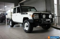 TOYOTA LANDCRUISER CREW CAB 79 SERIES UTILITY 02 9479 9555 FOR EASY FINANCE TAP