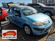 2008 Citroen C3 MY08 HDi Blue Manual 5sp M Hatchback