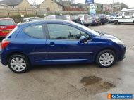 2008 PEUGEOT 207 1.4 PETROL LOW MILEAGE ONLY 62K + FULL YEARS MOT