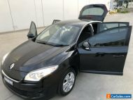 RENAULT MEGANE 2013 TCE TURBO 6 SP MANUAL ONLY 44000KMS, DRIVES & LOOKS LIKE NEW