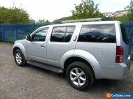 2007 Nissan Pathfinder 2.5 dCi Aventura 5dr Auto ESTATE Diesel Automatic