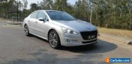 2013 Peugeot 508 - luxury at the wheel!