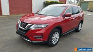 2018 Nissan Xtrail T32 43km very light damaged drives  ideal export opportunity
