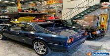 1986 FERRARI MONDIAL 3.2 V8  5 SPEED MANUAL AUSTRALIAN DELIVERED !!!!!! RARE AS