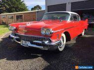 1958 cadillac coupe not Chevrolet Buick impala hotrod Pontiac
