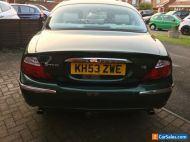 Jaguar s type v8 4.2 300 bhp