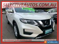 2019 Nissan X-Trail T32 Series 2 ST (4WD) White Automatic A Wagon