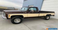 1978 Chevrolet C/K Pickup 2500 Cheyenne k20 4x4