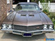 1971 Buick GS 455 original chrome